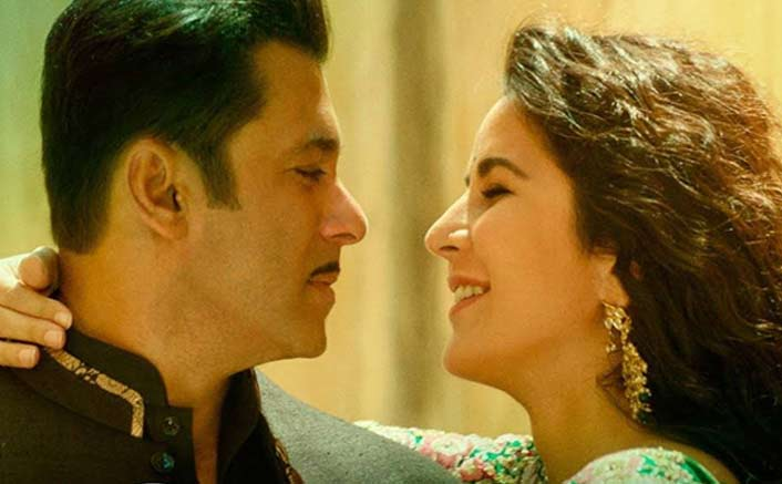 Chashni From Bharat: Katrina Kaif Has A 'Staring' Moment With Salman Khan In This BTS Video
