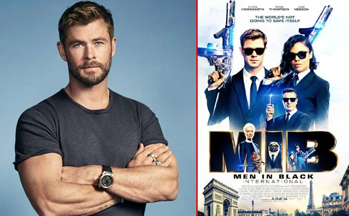 Chris Hemsworth hopes to take legacy of 'Men In Black' forward