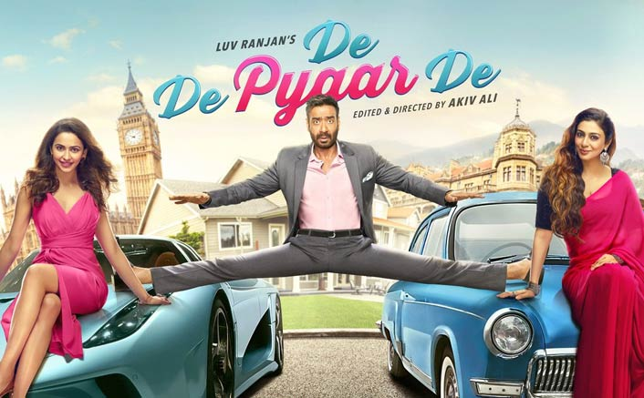 De De Pyaar De Box Office Review: This Ajay Devgn, Rakul Preet And Tabu Starrer May Not Go Far