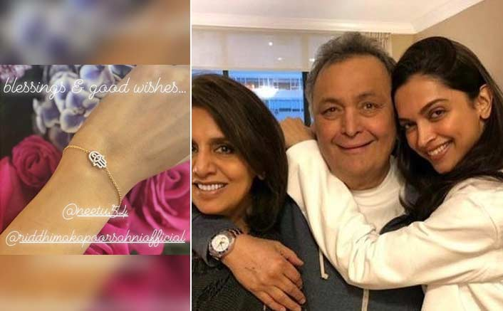 Deepika Padukone Might Not Have Become Neetu KapooDeepika Padukone - Not Daughter-In-Law But Neetu Kapoor's Favourite Lady; Here's Why We Say So! r's Daughter-In-Law But She Seems To Be Her Favourite Lady!