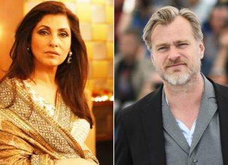 Dimple Kapadia lands role in Christopher Nolan's film