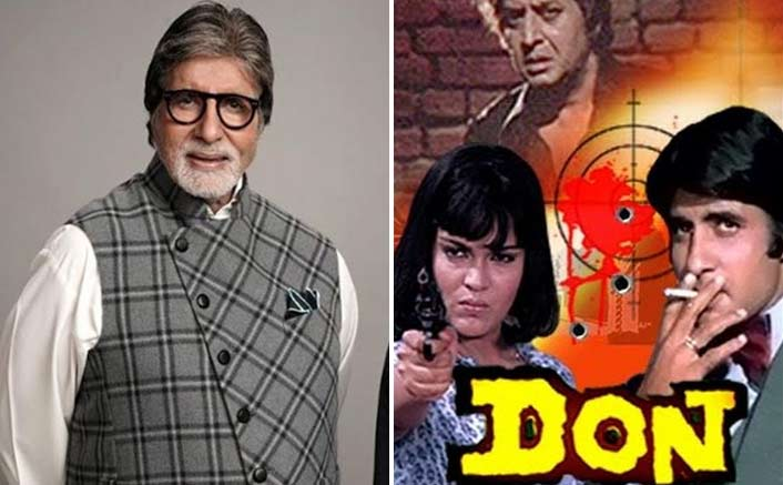 Amitabh Bachchan's Cult Classic Don Completes 41 Years; But Do You Know The Title Wasn't Approved By Makers!