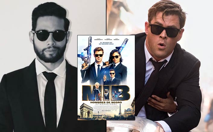 Siddhant Chaturvedi: Making Up For Chris Hemsworth Voice In Men In Black- International Was A Tough Challenge