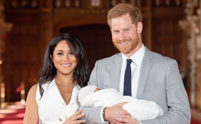 Royal Baby News Update: Meghan Markle Says I've Two Best Guys In The World!