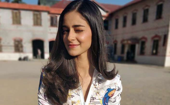 """During Student of the Year 2 audition, I was really shy"" - Ananya Pandey"