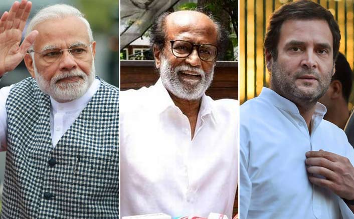 Elections a victory for Modi, Rahul need not resign: Rajinikanth