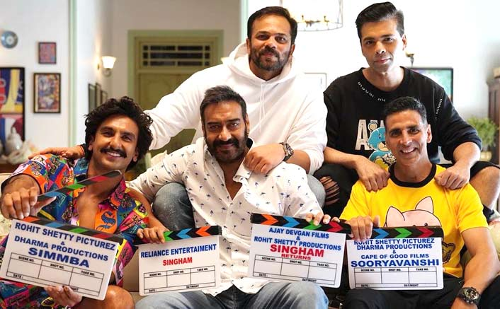 'Game Begins!' – Karan Johar Welcomes Sooryavanshi Akshay Kumar To Rohit Shetty's Cop Universe In Style!