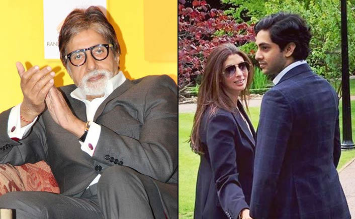 Amitabh Bachchan Is A Proud Grandfather! Details Inside