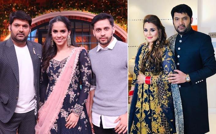 Kapil Sharma Mocks His Own Wedding: Wonder If 40 Attendees Were Same As In DeepVeer, Virushka & Saina Nehwal's Wedding!