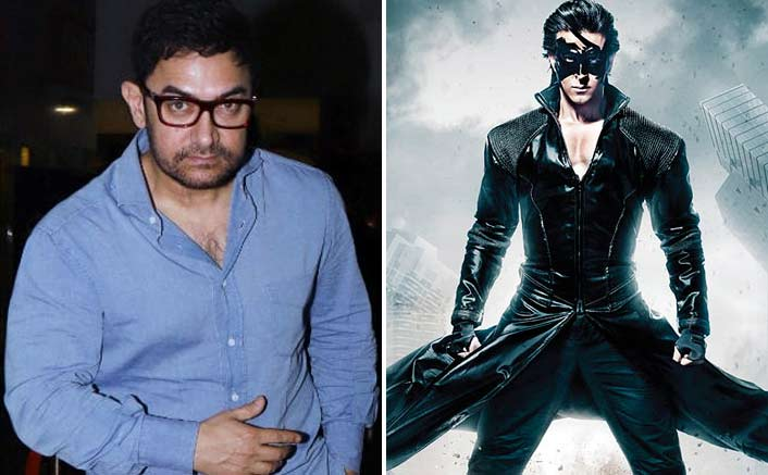 Headline- Aamir Khan's Laal Singh Chadda To Clash With Hrithik Roshan's Krrish 4 At The Box Office! Books Christmas 2020