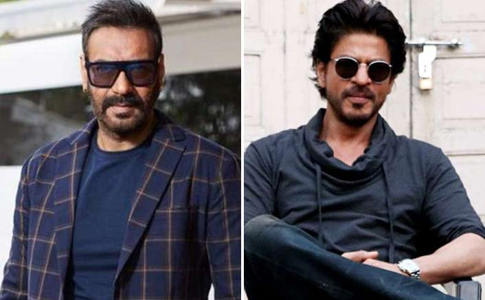 Here's What Ajay Devgn Has To Say On Shah Rukh Khan's Suggestion To Film Critics To Avoid Star System