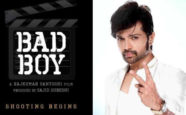Himesh Reshammiya to compose music for 'BadBoy'