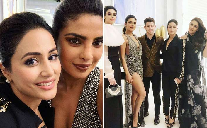 Cannes 2019: Priyanka Chopra Is A Walking Inspiration Says Hina Khan