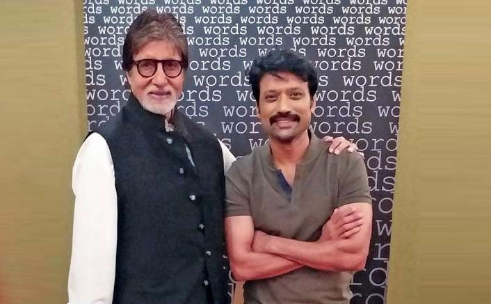 SJ Suryah Hopes To Settle The Issue With Amitabh Bachchan; To Resume Uyarntha Manithan Soon
