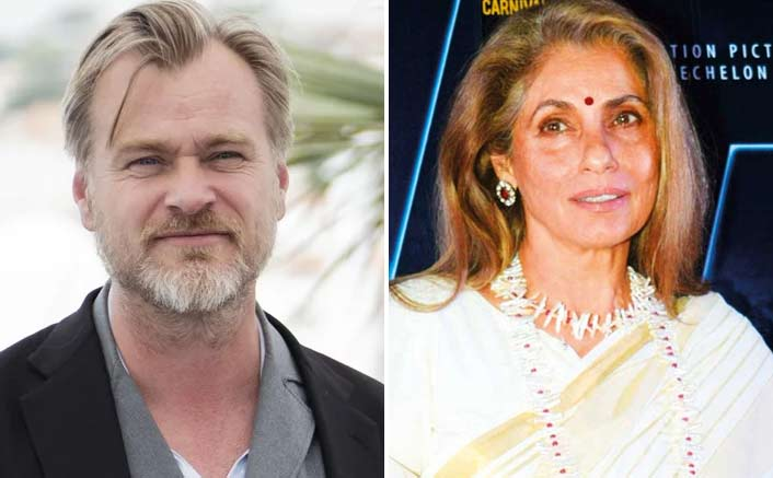 How Dimple Kapadia landed a Christopher Nolan film