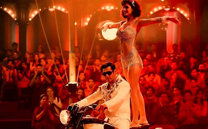 """""""I wasn't very nervous but excited to work with him"""" says Disha Patani on working with Salman Khan"""