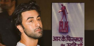 I will take the legacy of RK Studio forward, says Ranbir Kapoor