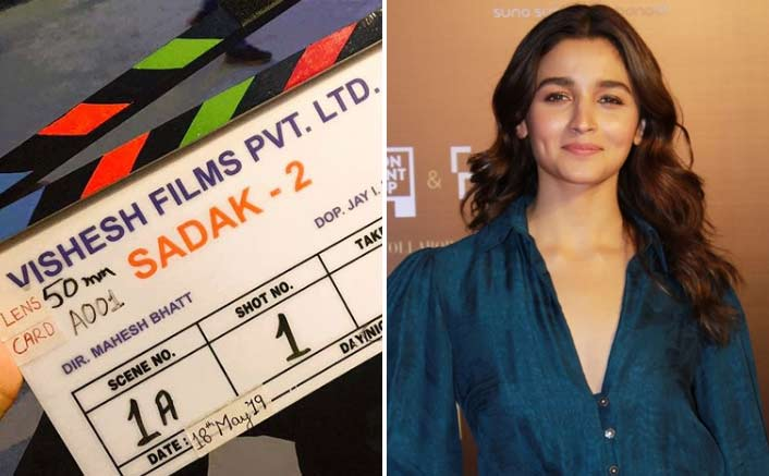 I'm petrified to shoot for 'Sadak 2', says Alia Bhatt