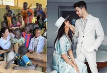 Inspired by Priyanka's work in Ethiopia: Nick Jonas