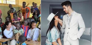 Inspired by Priyanka's work in Ethiopia: Nick Jonas