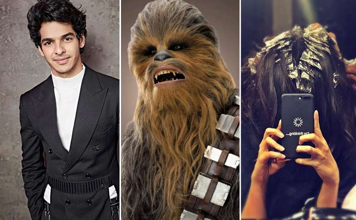 Ishaan Khatter's 'Chewbacca' Comment On Deepika Padukone's Photo Is Witty
