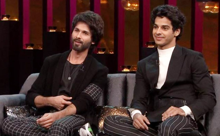 Ishaan Khatter Makes A Big Revelation, Tells Who Was Most Friendly Among All Shahid Kapoor Girlfriends
