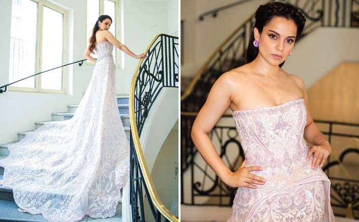 Cannes 2019: Straight Outta Disney World! Kangana Ranaut Is The Queen We'd All Bend The Knee For