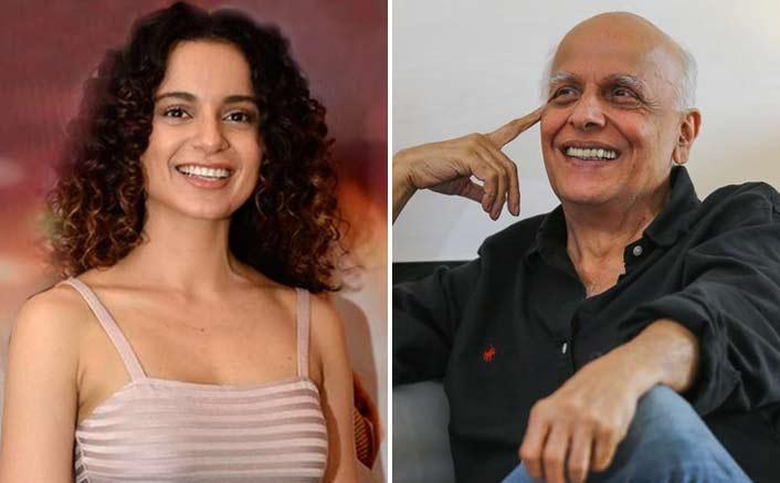 """Kangana Ranaut Is A Bachchi, Till I Die, I'll Never Say Anything Against Her"": Mahesh Bhatt"