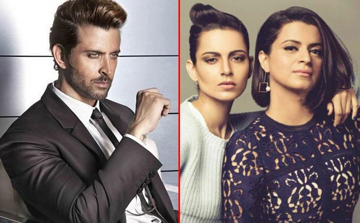 Hrithik Roshan Labels Kangana Ranaut As 'Bully'; Sister Rangoli REACTS In An Insulting Way