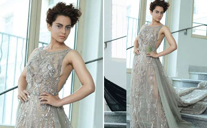 Kangana works out hard for her Cannes look