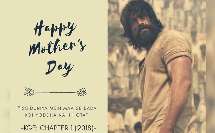 Happy Mother's Day: This Dialogue Of Yash From KGF Is A Perfect Ode To All The Perfect Ladies Out There!