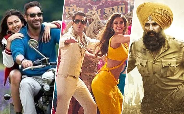 Koimoi Bollywood Music Countdown April 2019 RESULTS: Salman Khan's Bharat & Ajay Devgn's De De Pyaar De Are Rocking!