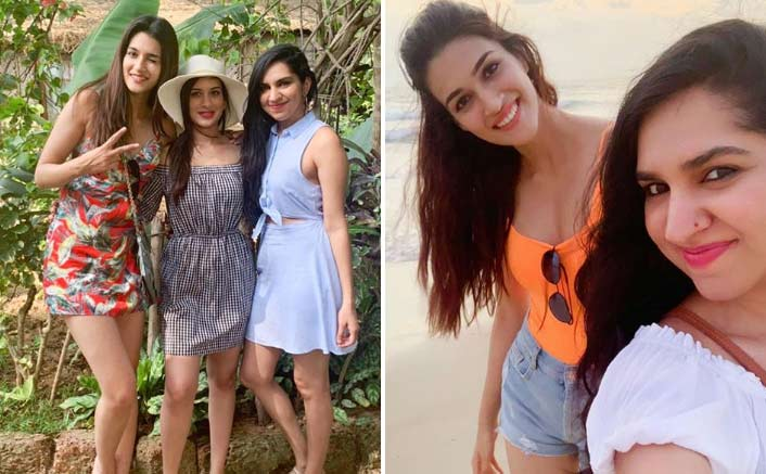 Kriti Sanon enjoys Goa vacation with 'soul sisters'