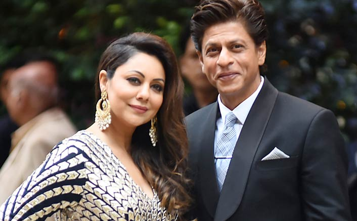 Shah Rukh Khan Has A Hilarious Take On Wife Gauri Khan Winning Design Person Of The Year Award