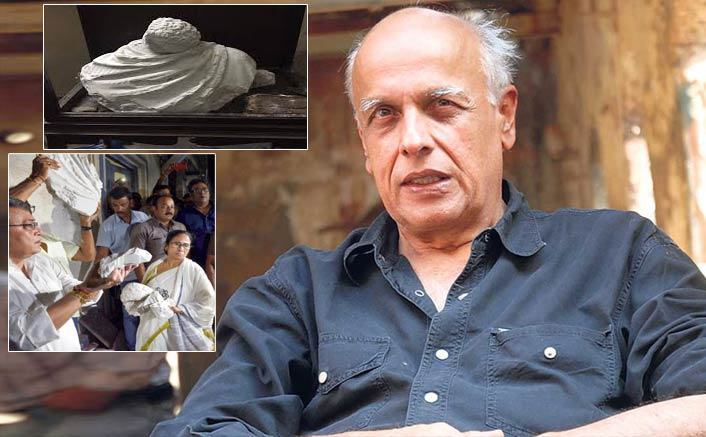 "Mahesh Bhatt Condemns The Attack On Vidyasagar's Statue: ""To Attack Pandit Vidyasagar Is To Attack Bangla Language"""