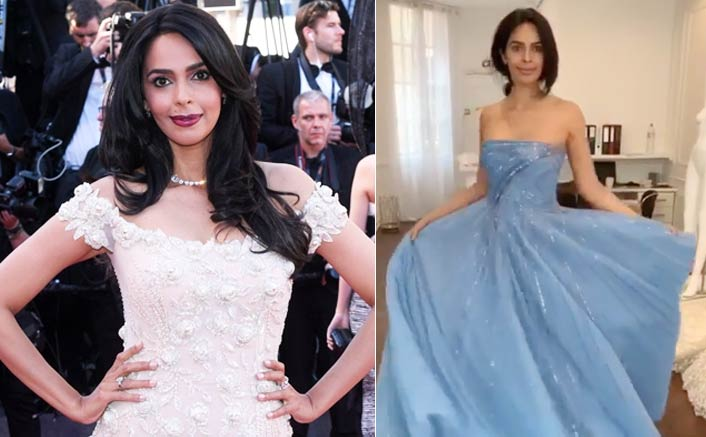 Cannes 2019: Mallika Sherawat Starts Prepping, Shares A Sneak Peek To Her Outfits