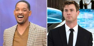 Chris Hemsworth Hopes To Team Up With Will Smith For Men In Black Universe