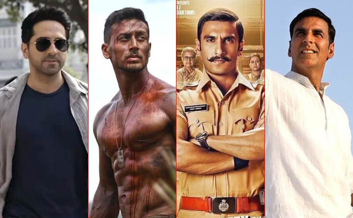 Ayushmann Khurrana, Akshay Kumar & Ranveer Singh Shine In 2018; 606 Crores Spent On The Marketing Of Indian Movies