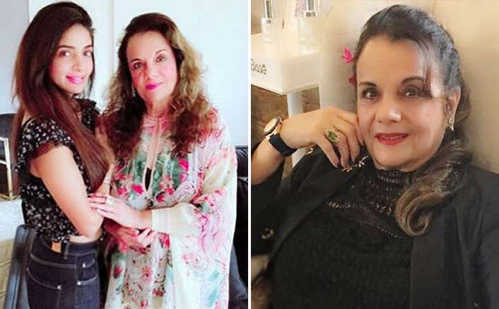 Mumtaz is healthy and well, says daughter