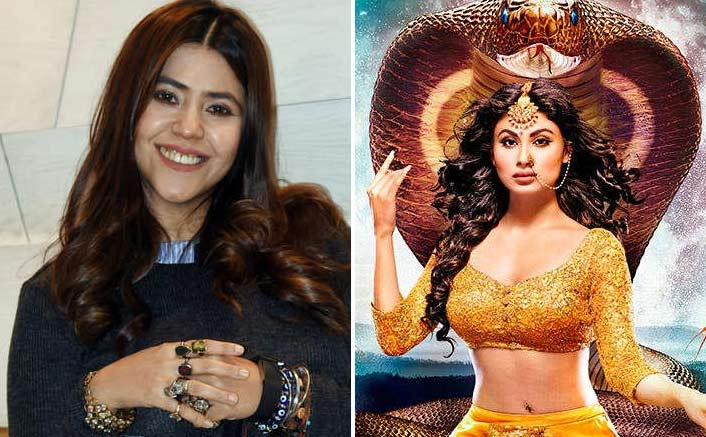Ekta Kapoor Agrees With Naagin 2 Being 'Bit Of A Mess Up'