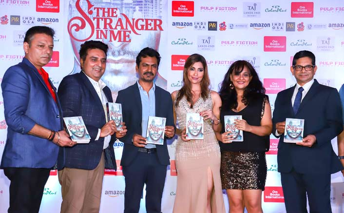 Nawazuddin Siddiqui Launches The Stranger In me By Neeta Shah & Aditi Mediratta