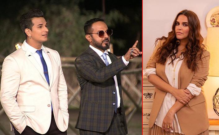 Roadies Real Heroes: Neha Dhupia, Prince Narula & Nikhil Chinapa Indulge In A Heated Verbal Battle