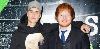 No, We Don't Care About Anything But Justin Beiber & Ed Sheeran's New Song!
