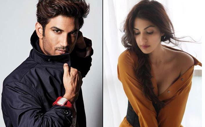 Not Sara Ali Khan, But Sushant Singh Rajput Is Dating THIS Bollywood Beauty?