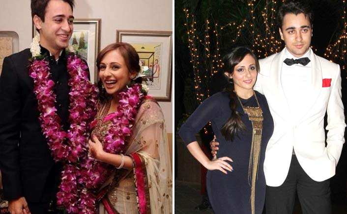 Trouble In Imran Khan-Avantika Malik's Paradise; To End Their 8-Year-Old Marriage?
