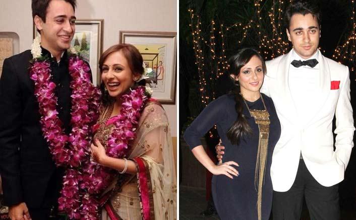 Trouble In Imran Khan-Avantika Malik's Paradise; To End Their 8-Year-Old Marriage?