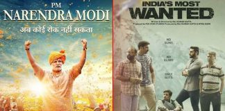PM Narendra Modi Vs India's Most Wanted: The Audience Gives Better Response To Prime Minister's Biopic