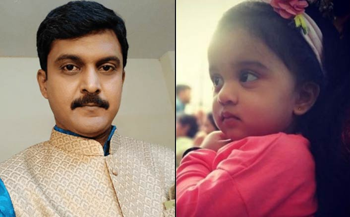 Television Actor Loses His 2 Years Old Daughter After She Gulps A Toy