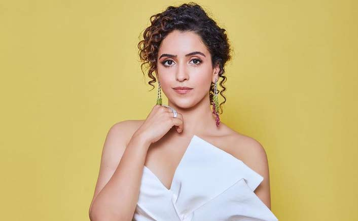 Sanya Malhotra Has An Answer To One Of The Frequently Asked Questions!