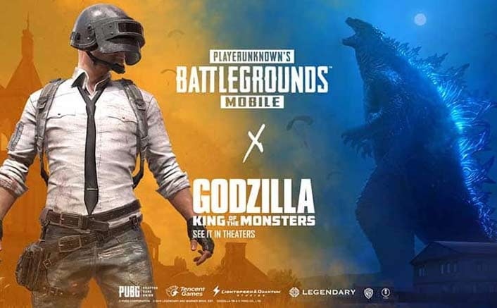 PUBG Mobile Announces The Collaboration With Godzilla: King Of The Monsters!